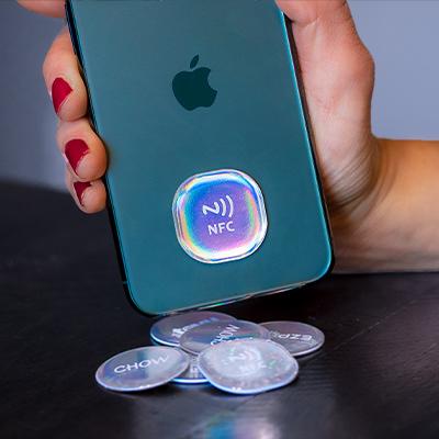 Custom NFC Tags and UHF RFID Tags